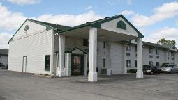 Exterior view Econo Lodge Milwaukee Airport