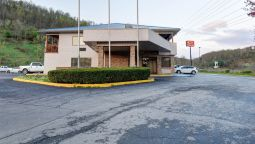 Buitenaanzicht Econo Lodge Morgantown