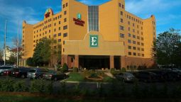 Exterior view Embassy Suites Charlotte
