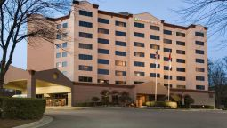 Buitenaanzicht Embassy Suites by Hilton Raleigh Crabtree