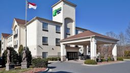 Buitenaanzicht Holiday Inn Express & Suites ALBEMARLE