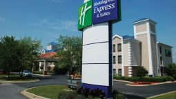 Buitenaanzicht Holiday Inn Express & Suites ASHEBORO
