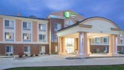 Buitenaanzicht Holiday Inn Express & Suites AMES