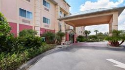 Exterior view DAYS INN AND SUITES NAPLES