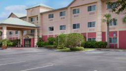 Buitenaanzicht DAYS INN AND SUITES NAPLES