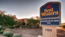 Exterior view BEST WESTERN APACHE JUNCTION