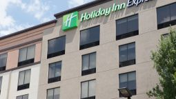 Buitenaanzicht Holiday Inn Express ATLANTA GALLERIA-BALLPARK AREA
