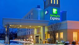 Buitenaanzicht Holiday Inn Express WILKES-BARRE/SCRANTON(AIRPORT)