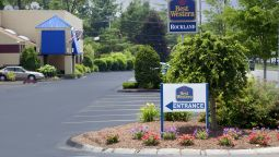 Exterior view BEST WESTERN ROCKLAND