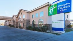 Exterior view Holiday Inn Express Hotel & Suites BISHOP