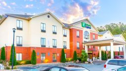 Exterior view Holiday Inn Express & Suites CANTON