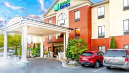 Buitenaanzicht Holiday Inn Express & Suites CANTON