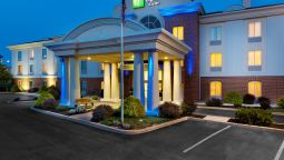Buitenaanzicht Holiday Inn Express & Suites CHAMBERSBURG