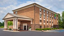 Buitenaanzicht Holiday Inn Express CHARLOTTE SOUTH - PINEVILLE