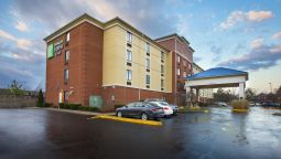 Buitenaanzicht Holiday Inn Express & Suites COLUMBUS AIRPORT