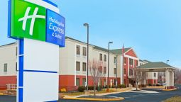 Exterior view Holiday Inn Express & Suites CARNEYS POINT - PENNSVILLE