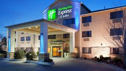 Buitenaanzicht Holiday Inn Express & Suites COLORADO SPRINGS NORTH
