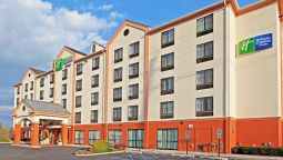 Buitenaanzicht Holiday Inn Express & Suites MEADOWLANDS AREA