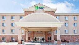 Exterior view Holiday Inn Express KEARNEY