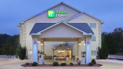 Buitenaanzicht Holiday Inn Express & Suites EL DORADO
