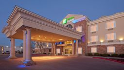 Exterior view Holiday Inn Express & Suites EAGLE PASS