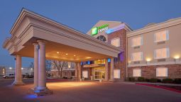 Buitenaanzicht Holiday Inn Express & Suites EAGLE PASS