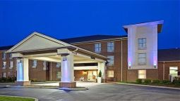 Buitenaanzicht Holiday Inn Express FAIRFIELD