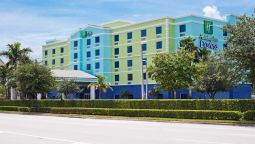 Exterior view Holiday Inn Express & Suites FT. LAUDERDALE AIRPORT/CRUISE