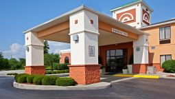 Holiday Inn Express CLOVERDALE (GREENCASTLE) - Cloverdale (Indiana)