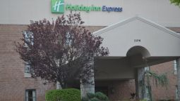 Exterior view Holiday Inn Express & Suites WEST POINT-FORT MONTGOMERY