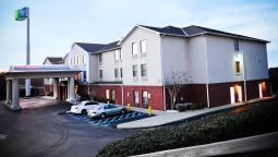 Buitenaanzicht Holiday Inn Express & Suites FULTONDALE