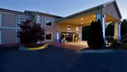 Buitenaanzicht Holiday Inn Express & Suites GRIFFIN