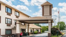 Buitenaanzicht Quality Inn Greensburg