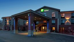 Exterior view Holiday Inn Express GLENWOOD SPRINGS (ASPEN AREA)