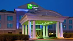 Buitenaanzicht Holiday Inn Express & Suites GREENWOOD