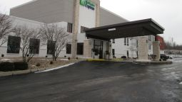 Buitenaanzicht Holiday Inn Express CLOVERDALE (GREENCASTLE)