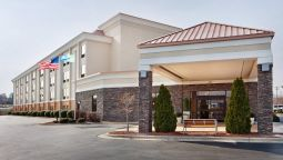 Exterior view Holiday Inn Express GREENSBORO-(I-40 @ WENDOVER)