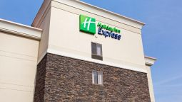Buitenaanzicht Holiday Inn Express GREENSBORO-(I-40 @ WENDOVER)