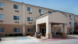 Buitenaanzicht Holiday Inn Express GREELEY