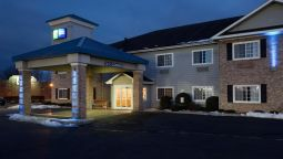 Exterior view Holiday Inn Express HENDERSONVILLE-FLAT ROCK