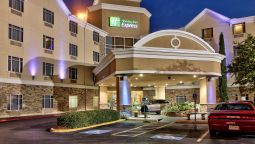 Exterior view Holiday Inn Express & Suites HOUSTON-DWTN CONV CTR