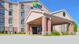 Buitenaanzicht Holiday Inn Express & Suites HARRISON
