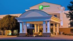 Buitenaanzicht Holiday Inn Express INDIANAPOLIS AIRPORT