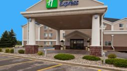 Exterior view Holiday Inn Express JAMESTOWN