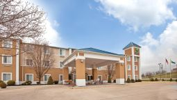 Buitenaanzicht Holiday Inn Express KIRKSVILLE