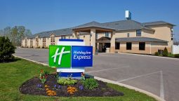 Holiday Inn Express LONDON-I-70 - London (Madison, Ohio)