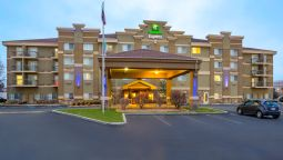 Buitenaanzicht Holiday Inn Express LAYTON-I-15