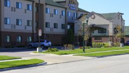 Buitenaanzicht Holiday Inn Express & Suites LINCOLN SOUTH