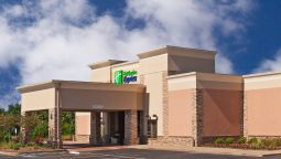 Buitenaanzicht Holiday Inn Express LITTLE ROCK-AIRPORT