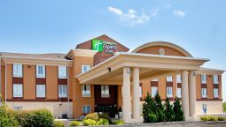 Buitenaanzicht Holiday Inn Express & Suites LAWRENCE